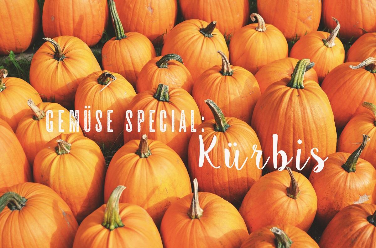 Gemüse-Special I: Der Kürbis macht den Herbst!