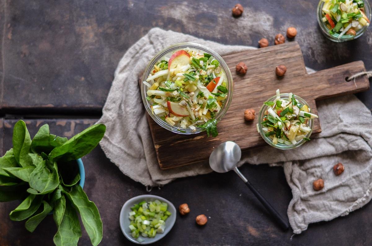 Sauerampfer Salat